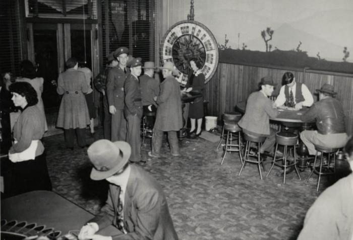 США, Лас-Вегас, 1934 год.