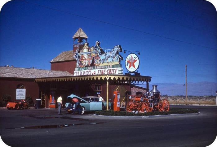 Улица, которая почти столетие была сердцем Лас-Вегаса.