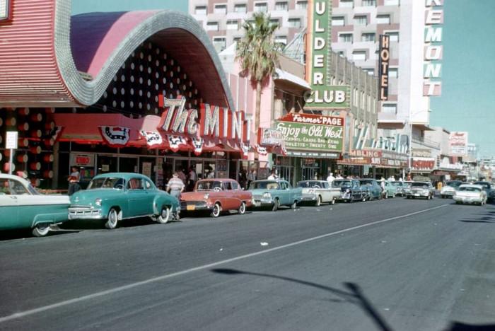 Мировая столица развлечений и азарта в 1959 году.