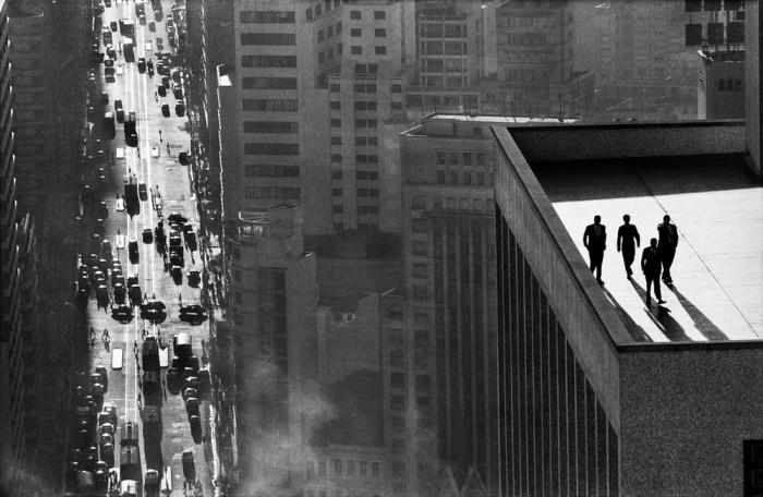 Бразилия, Сан-Паулу, 1960 год.