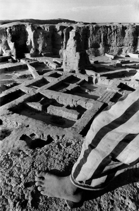 Археологические раскопки одного из древнейших городов мира.