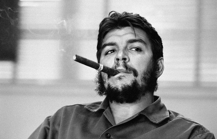 Латиноамериканский революционер Эрнесто Че Гевара.