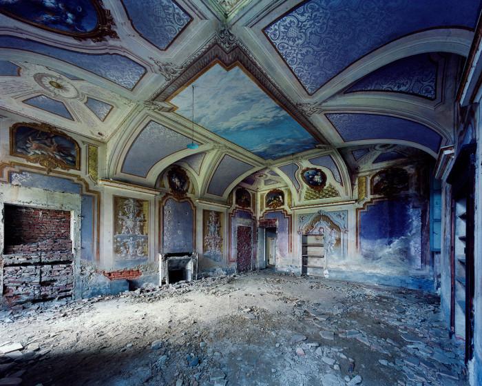 Вечный ренессанс. Италия, Пьемонт, 2010 год.