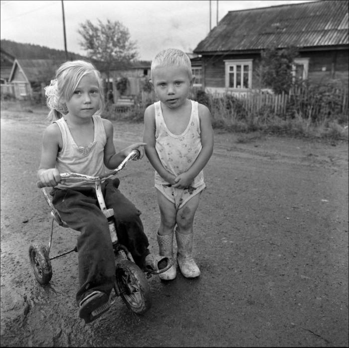 Иван да Марья. Красноярский край, Большемуртинский район, село Российка, 2007 год.