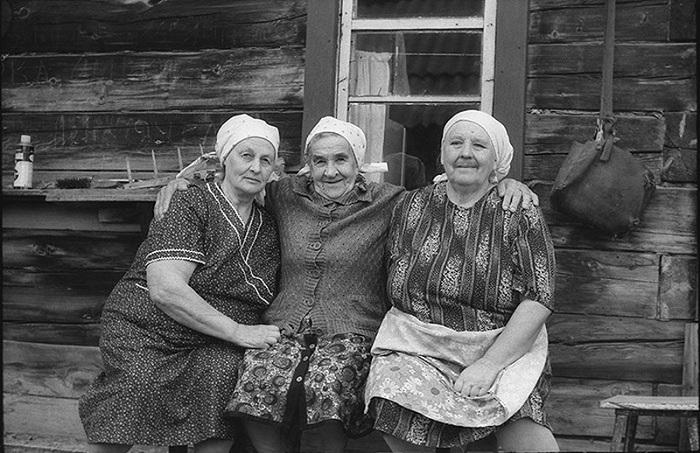 Одноклассницы. Фото: Александр Кустов.