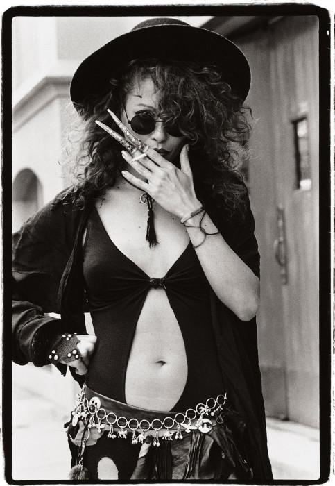 Наращённые ногти. США, Нью-Йорк, 1988 год. Автор: Amy Arbus.