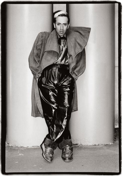 Джои Ариас. США, Нью-Йорк, 1982 год. Автор: Amy Arbus.