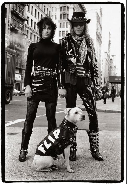 Семья. США, Нью-Йорк, 1988 год. Автор: Amy Arbus.