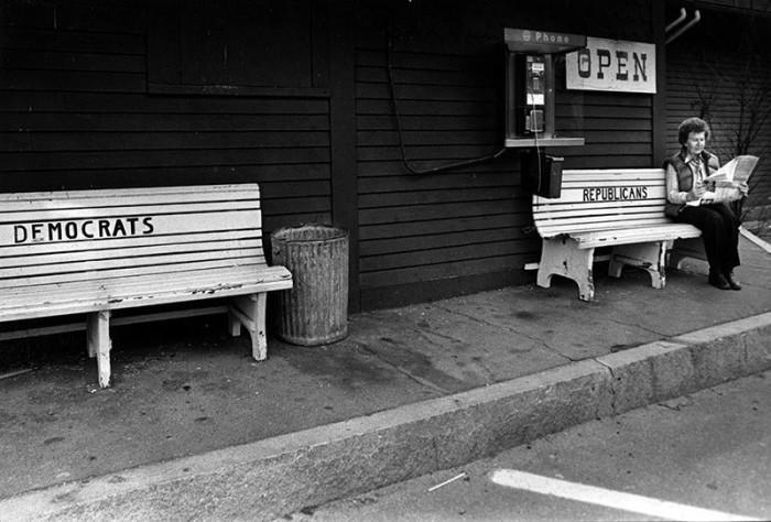 Америка, штат Массачусетс, Беверли, 1980 год.