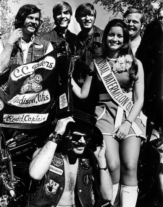 Карнавал на закате лета. США, Пардивилл, 1971 ГОД.