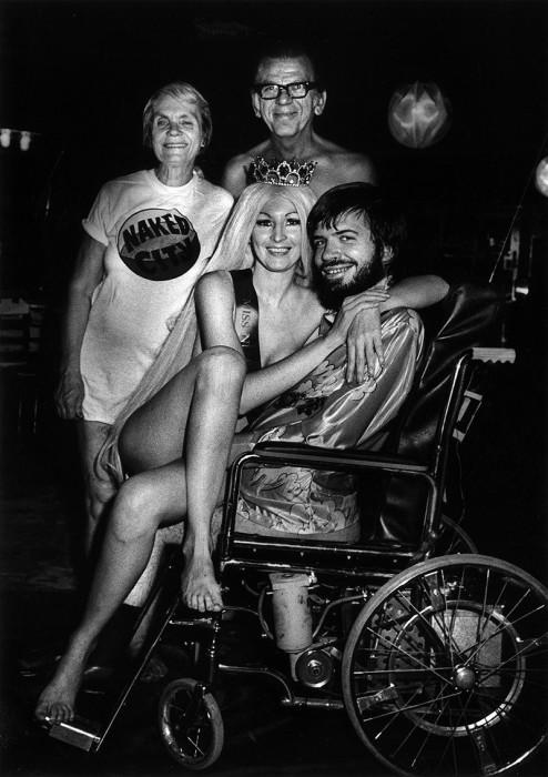 Мисс Обнаженная Америка. США, Розлон, штат Индиана, 1975 год.