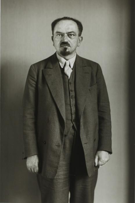Лидер коммунистической партии Германии, 1929 год.