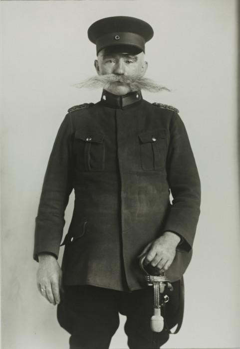 Офицер полиции. Германия, 1925 год.