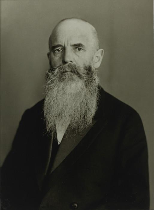 Известный немецкий гипнотизёр. Кёльн, 1930 год.