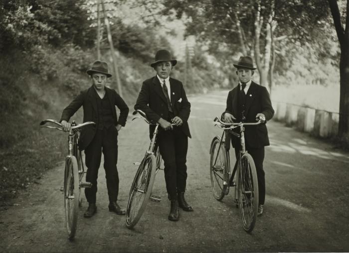 Молодые фермеры из Германии в 1926 году.