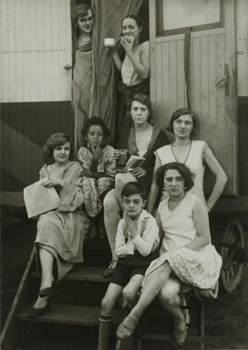 Кёльнская ярмарка. Германия, 1926 год.