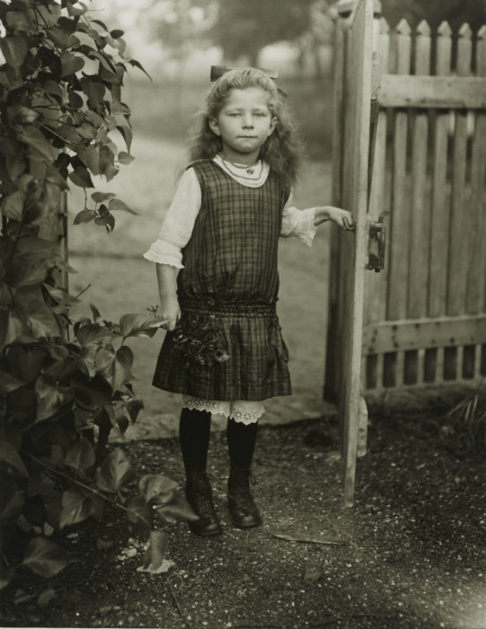 Дочь одного из богатейших фермеров. Германия, 1919 год.