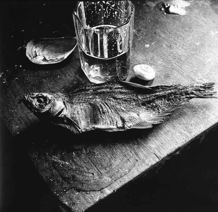 Любимый морепродукт. СССР, Ленинград, 1970-е годы. Автор фотографии: Boris Smelov.