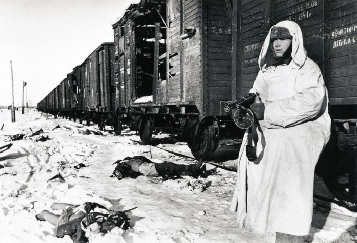 Красногорский район в годы Великой Отечественной войны.