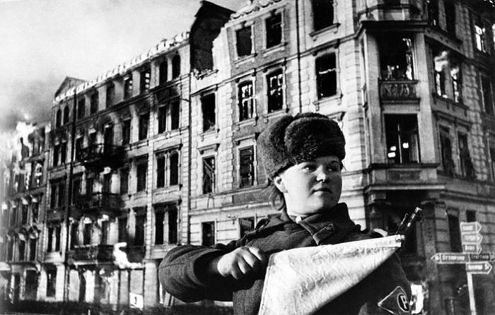 «Дорога на Берлин».