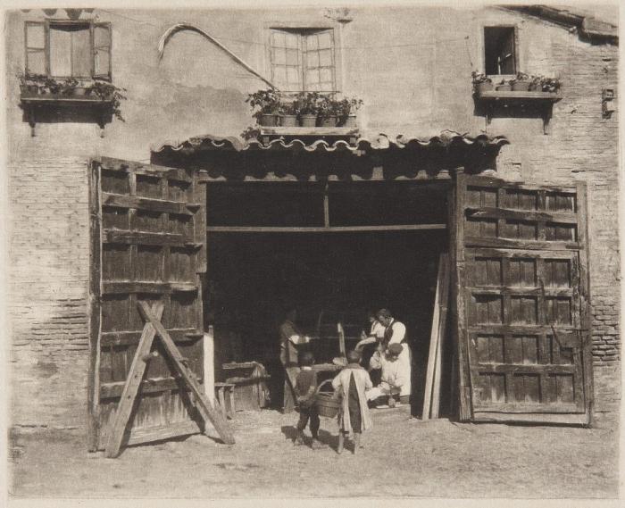 Испания, Толедо, 1914 год.