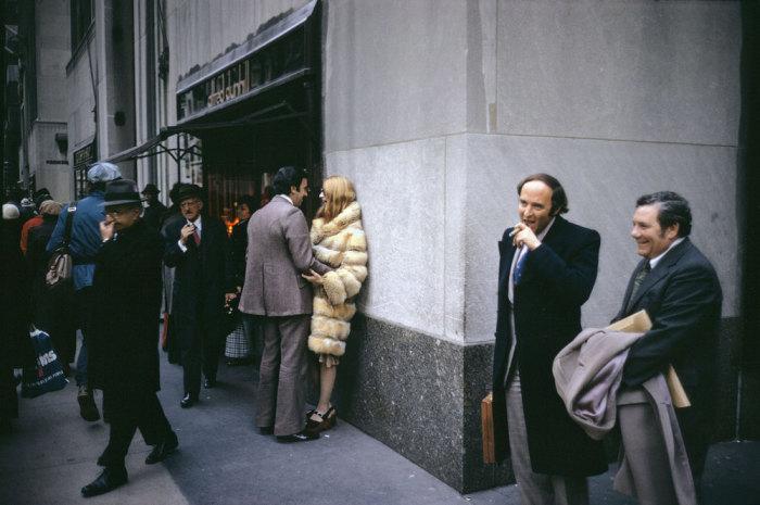 «И пусть весь мир подождет»... Америка, Нью-Йорк, 1974 год.