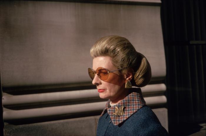 Американская мода. Америка, Нью-Йорк, 1973 год.