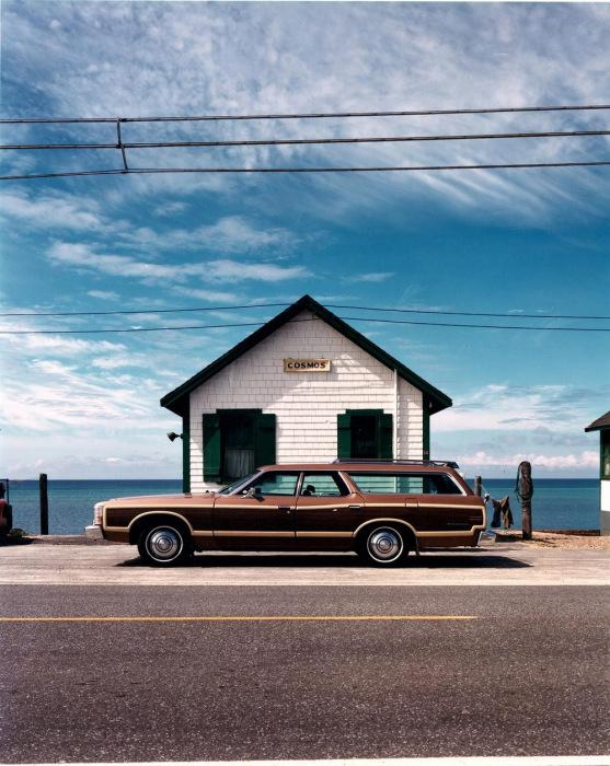 «COSMOS». Соединённые Штаты Америки, Провинстаун, 1976 год.