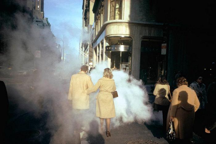 Исключительный момент в обыкновенном месте. Америка, Нью-Йорк, 1975 год.