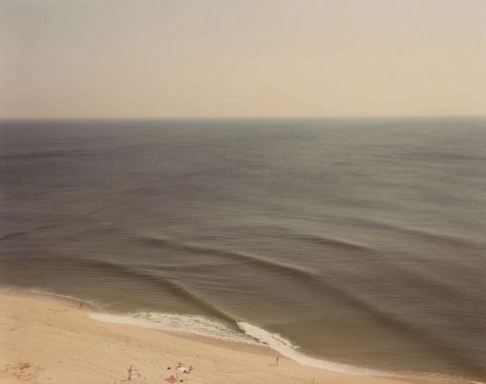 Пляж Лонг-Нук. Соединённые Штаты Америки, Труро, Массачусетс, 1984 год.