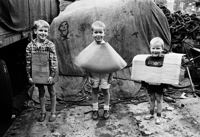 Родом из Амстердама, 1961 год.