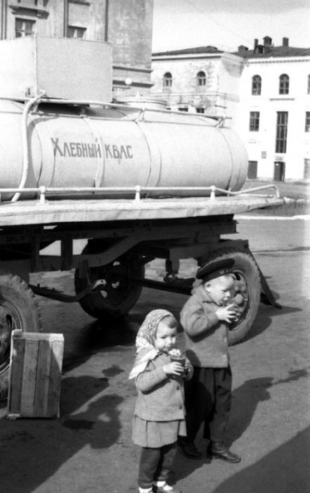 Золотое детство. СССР, Норильск, 1965 год.