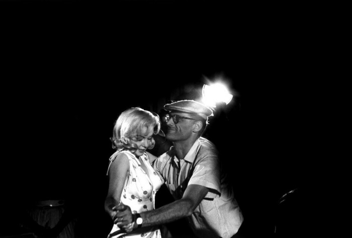 Изучение деревенского танца. Невада, 1960 год.