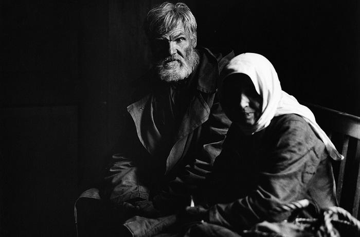 Фотографии мастера уличной фотографии Георга Одднера, сделанные в 1950-е годы.