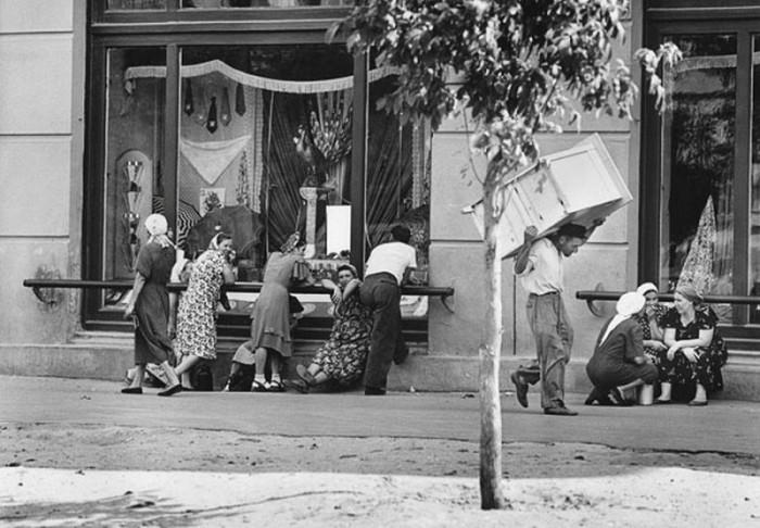 СССР, Сталинград, 1955 год.