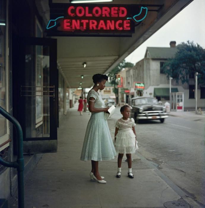 Соединённые Штаты Америки, Штат Алабама, 1956 год.