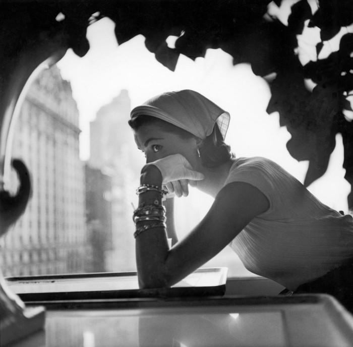 Иконы стиля. США, Нью-Йорк, 1952 год.