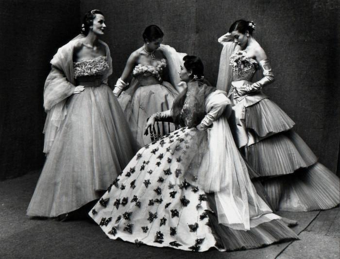 Франция, Париж, 1951 год.