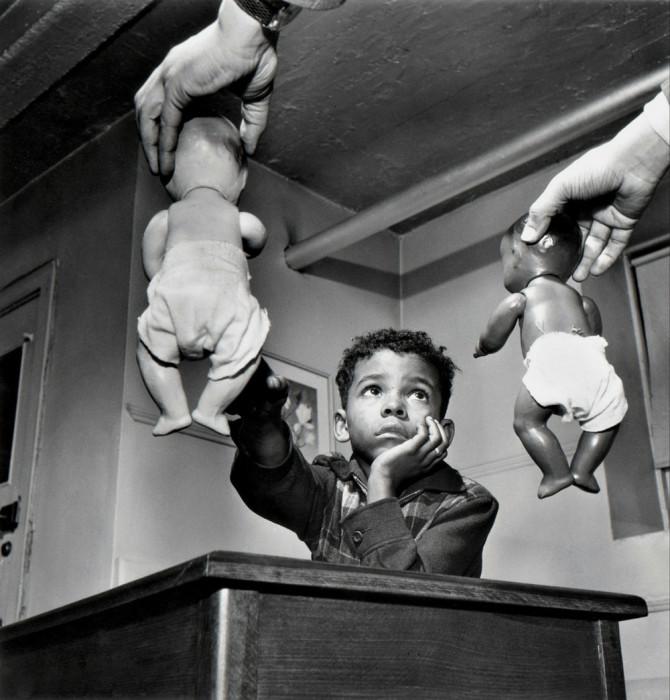 Соединённые Штаты Америки, Гарлем, Нью-Йорк, 1947 год.