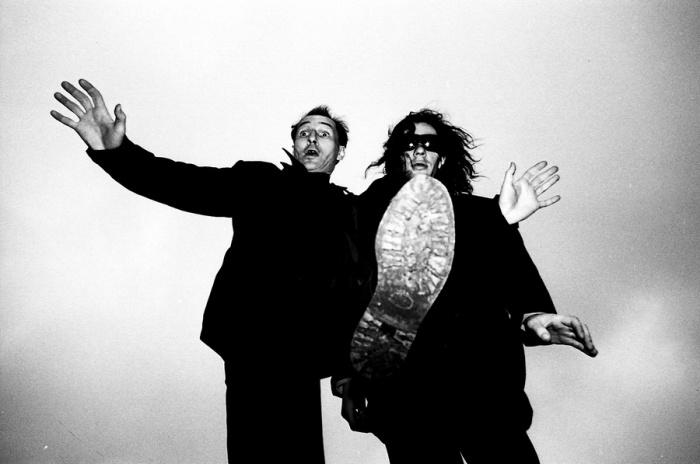 Московская рок-группа, которая является совместным музыкальным проектом Петра Мамонова со своим родным братом Алексеем Бортничуком. Автор фотографии: Igor Mukhin.
