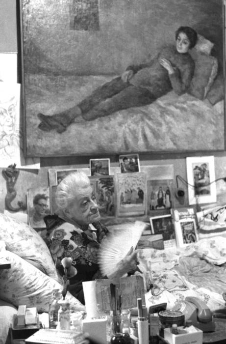 Актриса, режиссёр и театральный педагог, 1978 год.