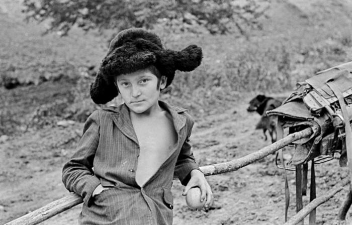Фотографии ветерана и летописца «другого искусства».