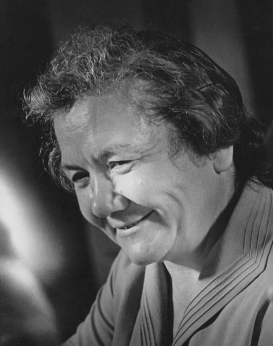Вторая супруга Первого секретаря ЦК КПСС Никиты Хрущёва в 1959 году.
