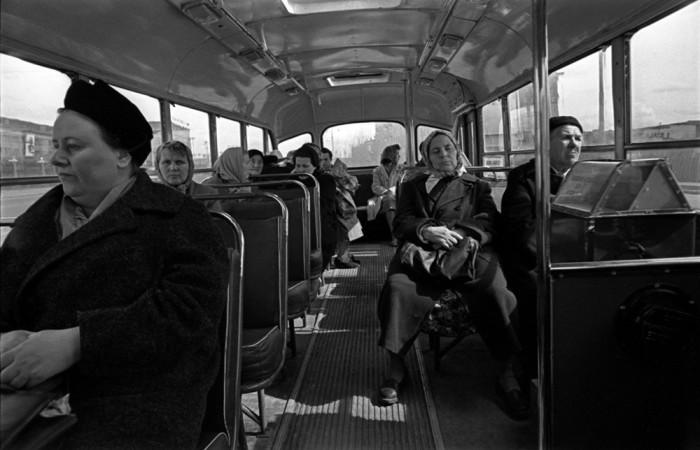 Дальняя дорога. СССР, Московская область, 1960 год.