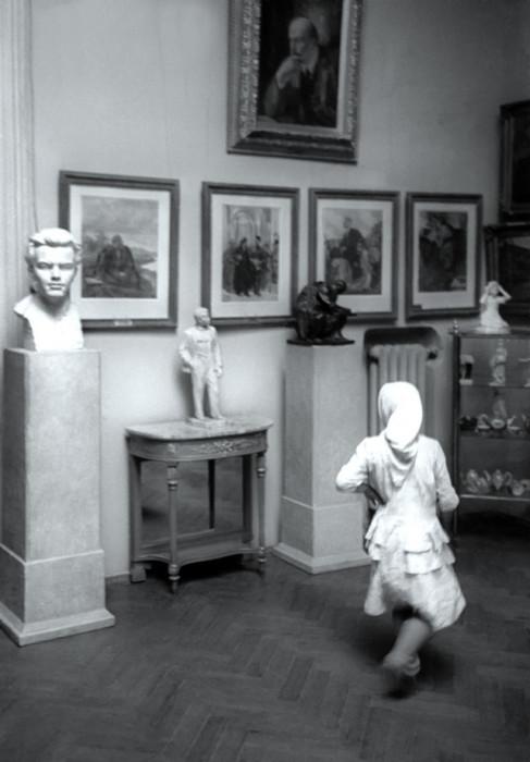 Краеведческий музей. СССР, Москва, 1957 год.