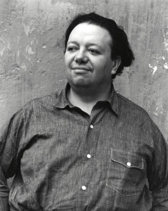 Мексиканский художник, муралист и политический деятель, 1930 год.