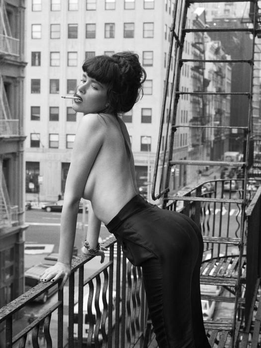 Американская актриса и модель.
