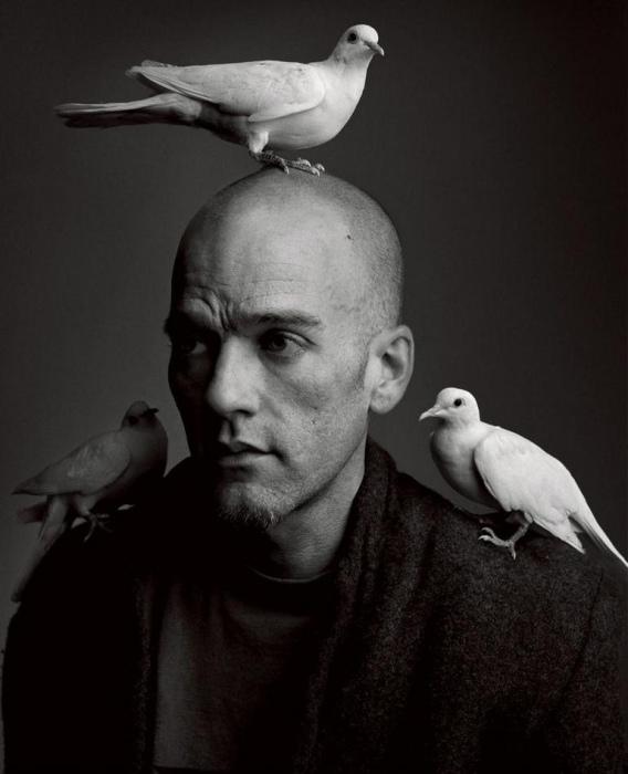 Лидер и фронтмен рок-группы R.E.M.
