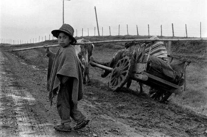 Экстремальная бедность и нищета в Чили, 1971 год.