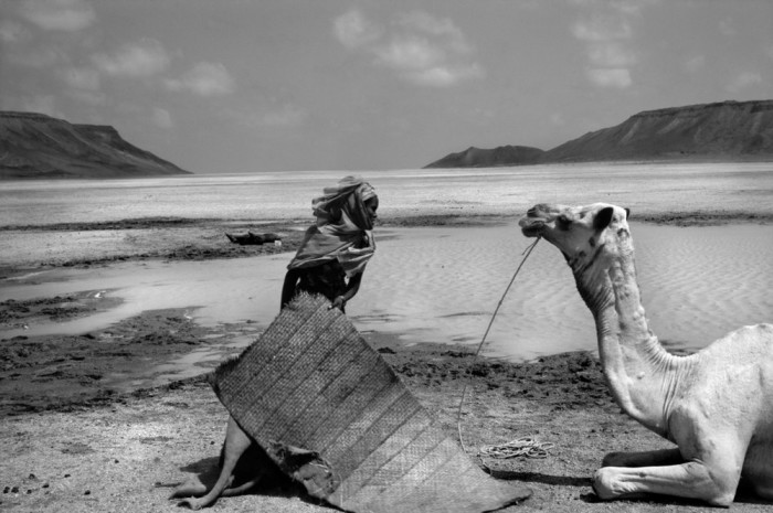 Фотография, сделанная в районе Африканского рога.